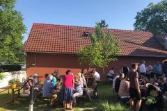Polkaparti a Tájházban 2018-ban